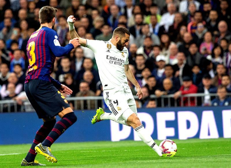 Cuando se juega el Clásico Barcelona vs Real Madrid