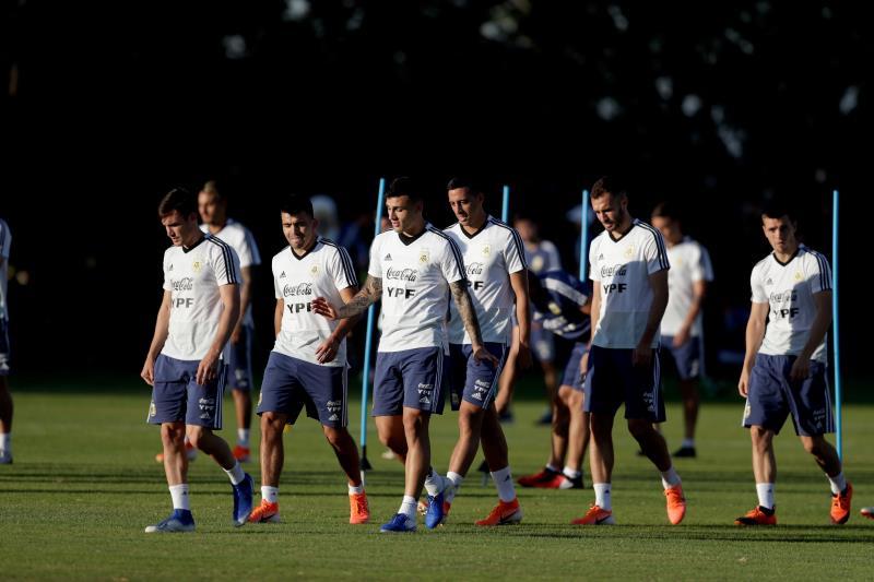 Próximos partidos Selección Argentina