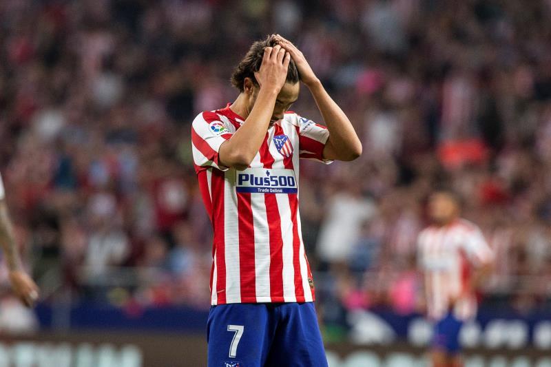 Joao Félix vive su primera temporada en el Atlético de Madrid. EFE