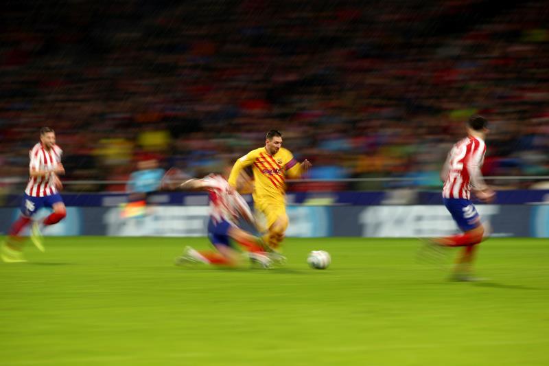 Liga : le but somptueux de Lionel Messi en vidéo