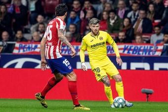 Villarreal se rend au Wanda avec de bons souvenirs de 2020-21. EFE