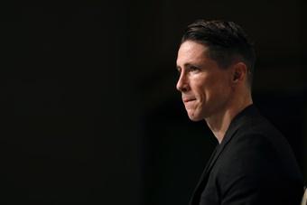 Fernando Torres, denunciado por entrenar sin el carné correspondiente. EFE
