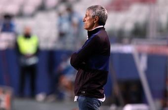 Le licenciement de Setién pourrait coûter 14 millions au Barça. efe
