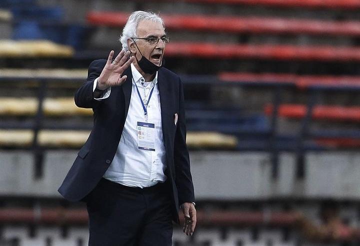 Jorge Fossati vuelve al banquillo de Danubio. EFE