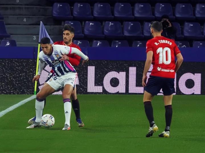 Valence espère officialiser Marcos André avant vendredi. EFE