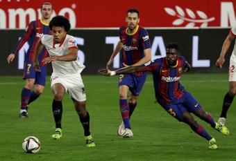 Le match Séville-Barcelone reporté