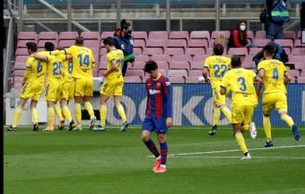Compos probables : Cadix-Barcelone. EFE