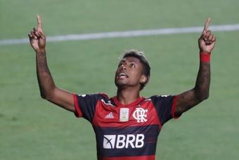 Flamengo continua prego a fundo na Libertadores.EFE