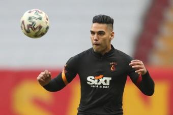 Radamel Falcao dans le viseur de l'Inter Miami ? EFE