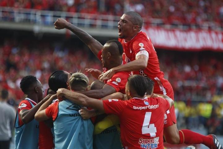 Actualidad del día en el fútbol colombiano a 20 de septiembre de 2021. EFE