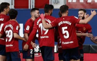 Osasuna firma un empate en el debut de Ontiveros
