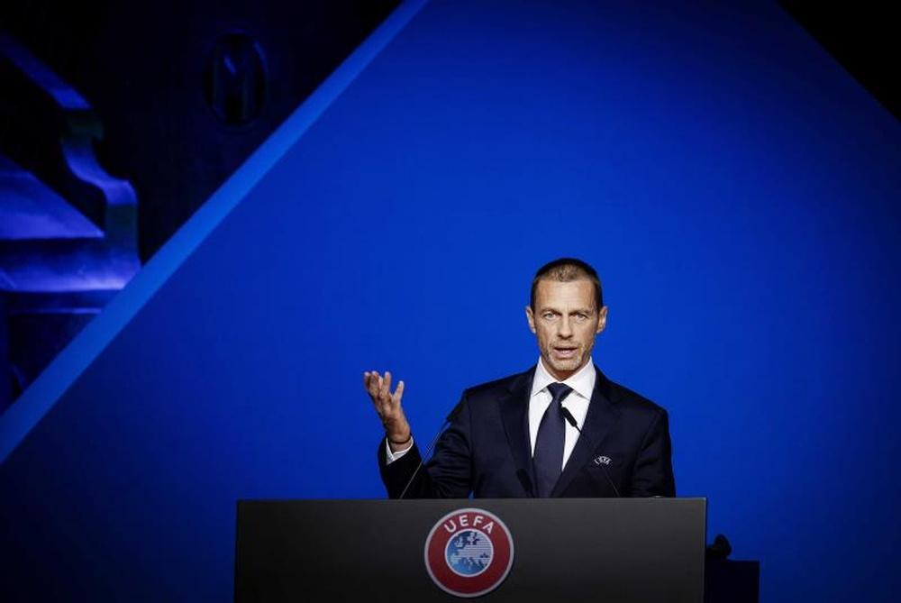 Países da UEFA poderiam ficar sem Mundial.EFE