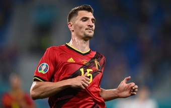 Meunier could have been an Atletico player in 2019. EFE