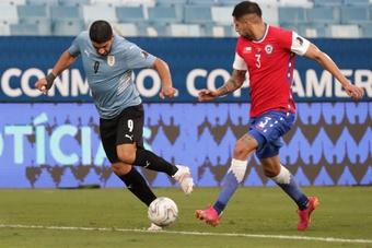 Actualidad del día en el fútbol chileno a 19 de septiembre de 2021. EFE