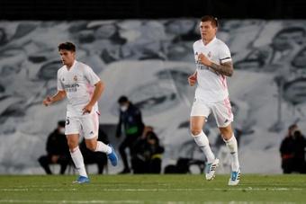 Kroos lança um novo negócio para ajudar as jovens estrelas. AFP