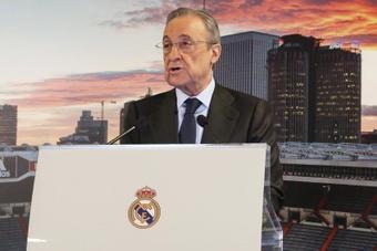 A nova promessa que estaria no radar do Real Madrid. EFE/ Angel Díaz