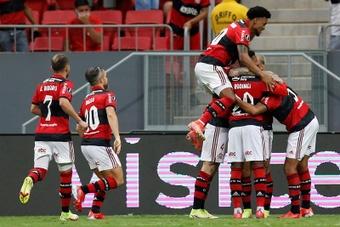 Atualidade do futebol brasileiro a 22 de setembro de 2021.EFE