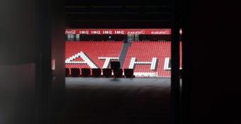 El Rayo de Iraola visita al Athletic. EFE