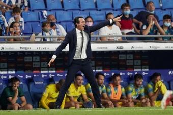 Emery dá razão às ligas sobre a paragem internacional.EFE