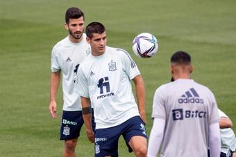 Morata, Ferran e Gerard Moreno dal 1' contro la Svezia di Kulusevski