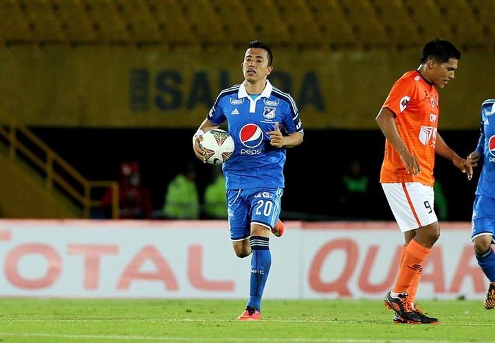 Actualidad del día en el fútbol colombiano a 12 de septiembre de 2021. EFE/Leonardo Muñoz