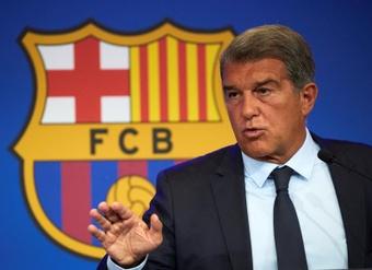 Réunion d'urgence à Barcelone après la défaite contre le Bayern. EFE