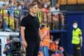 Robert Moreno analizó el empate ante el Barcelona. EFE