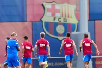 Le Barça dans la course pour Zakharyan. efe