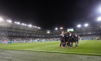 Ultim'ora del calcio italiano in data 18 settembre 2021. EFE