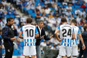 19 ans après, la Real Sociedad égale son meilleur début de championnat