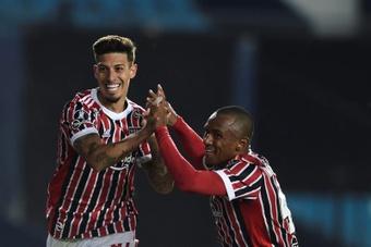 Sao Paulo y América Mineiro se anulan. EFE