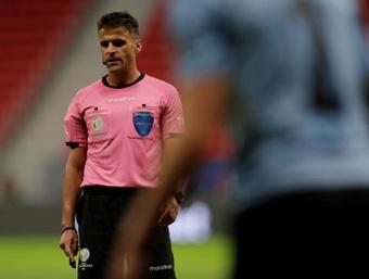 Gil Manzano arbitrera Juventus-Chelsea. efe