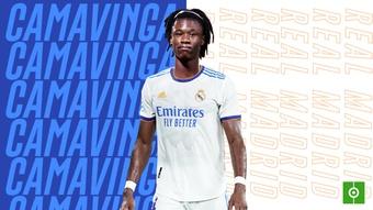 Camavinga, novo jogador do Real Madrid. BeSoccer