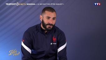 Mbappé dispiaciuto per il mancato arrivo di Mbappé. TF1