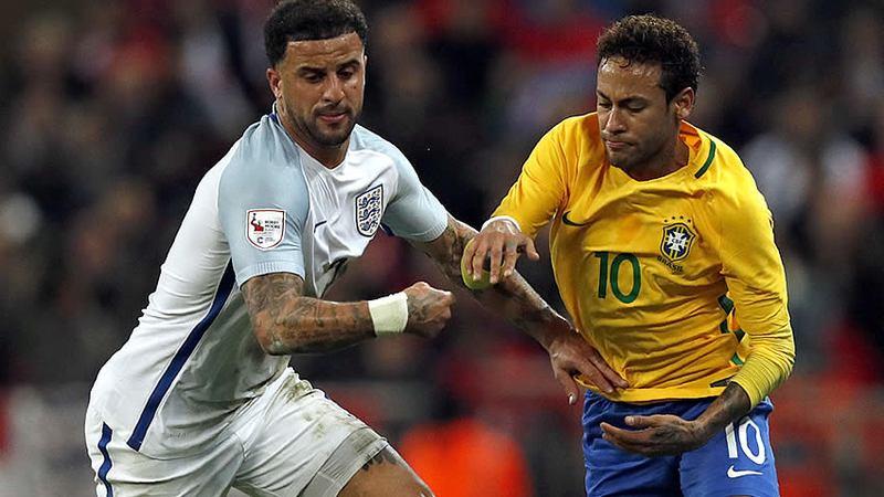 Neymar est passé tout près d'une paralysie — PSG