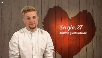 Sergio is a huge Real Madrid fan. Cuatro