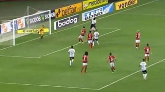 Miguel Borja suma cuatro goles en ocho partidos. Captura/SportTVPremiere