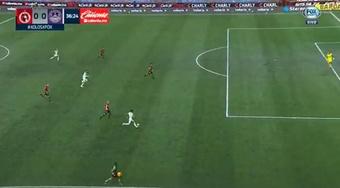 Tijuana y Mazatlán empataron sin goles. Captura/FoxSports