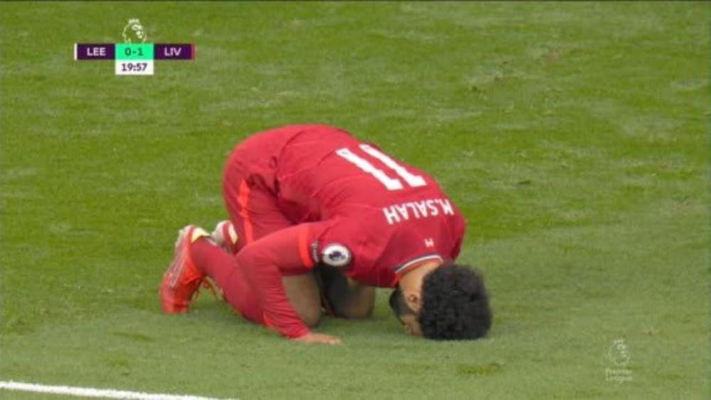 Salah raggiunge quota 100 gol in Premier League. DAZN