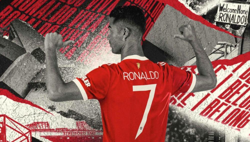 Ronaldo recupera il '7' allo United. ManUtd