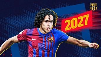 Emre Demir, al Barcelona. FCBarcelona