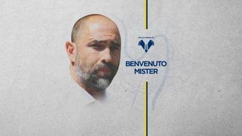El mítico Igor Tudor, nuevo técnico del Hellas Verona. HellasVeronaFC