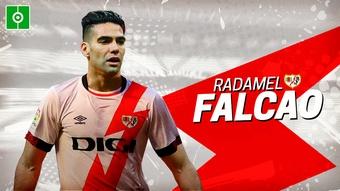 L'examen médical de Falcao révèle une parfaite condition physique. BeSoccer