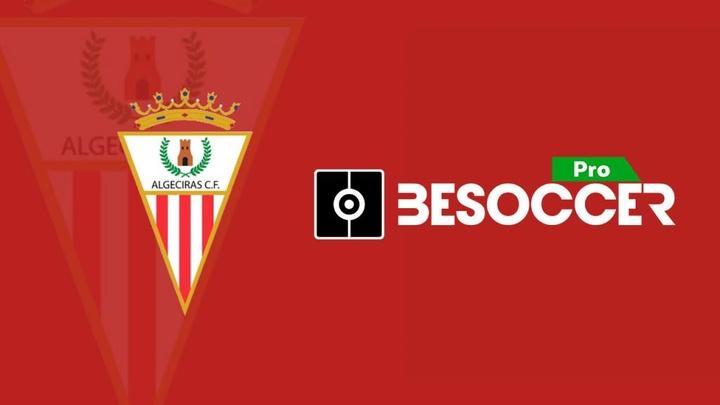 El Algeciras y BeSoccer Pro suman fuerzas. BeSoccer Pro