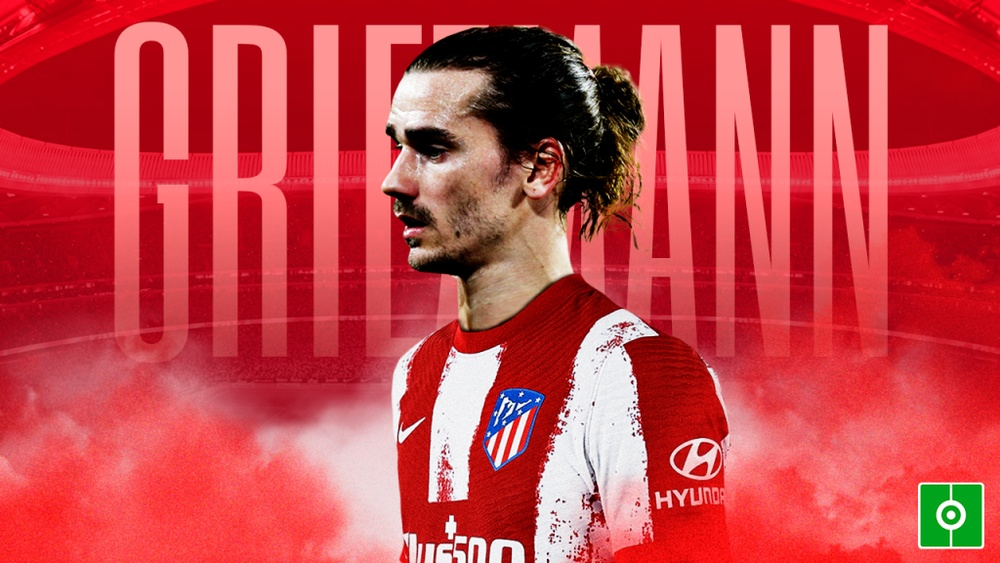 Griezmann volta ao Atlético de Madrid. BeSoccer