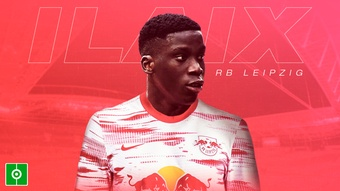 Ilaix Moriba is now an RB Leipzig player. BeSoccer