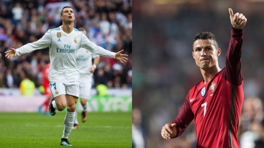 Cristiano Ronaldo sueña con hacer una película cuando se retire del fútbol