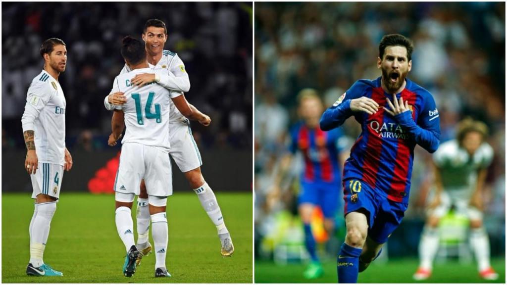 ¿Le hará pasillo el Barcelona al Madrid?