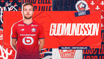 El campeón de Francia firmó a Gudmundsson sobre la bocina