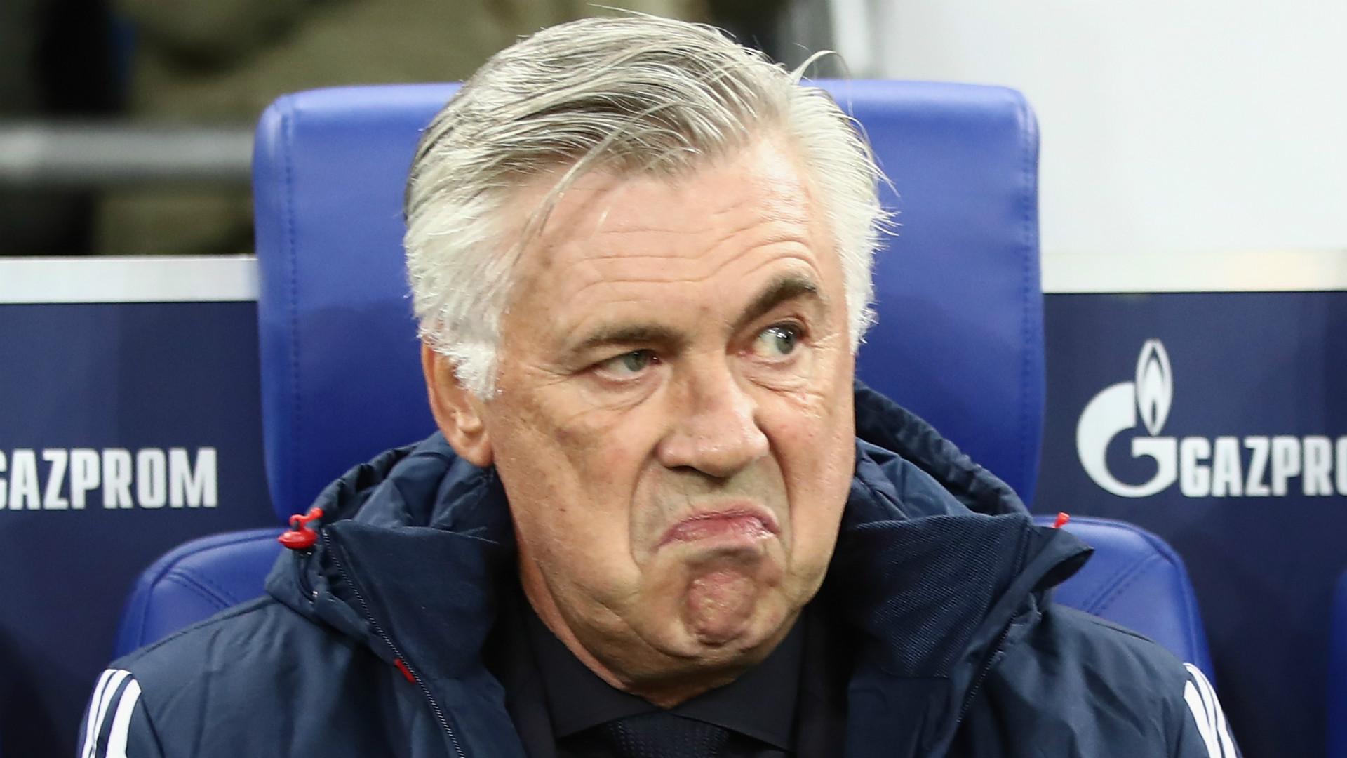 Ancelotti a d'autres idées en tête — Italie